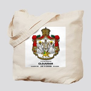CLOJudah H.I.M. Royal Seal Tote Bag
