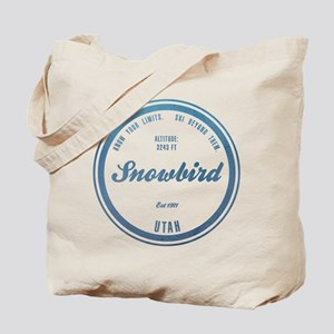 Snowbird Ski Resort Utah Tote Bag