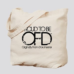Proud To Be OFD Tote Bag