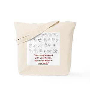 08e9b8fea Canvas Tote Bags - CafePress