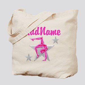 GORGEOUS GYMNAST Tote Bag