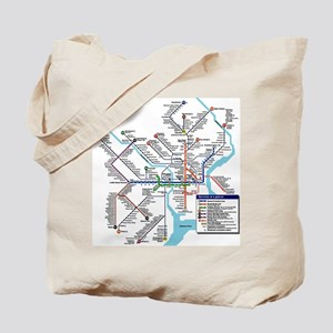 Pennsylvania Public Transportation Transi Tote Bag