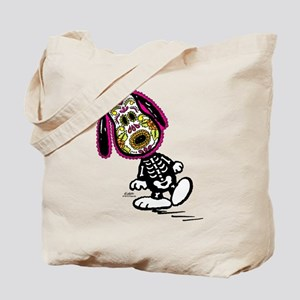Day of the Dog Snoopy Tote Bag