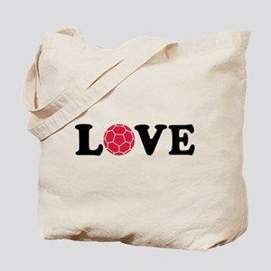 Handball Love Tote Bag