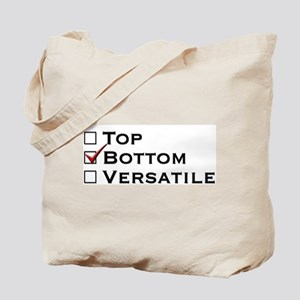 Bottom Tote Bag