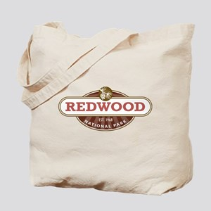Redwood National Park Tote Bag