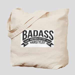 Badass Mother Cutter Tote Bag