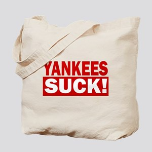 YANKEES SUCK! Tote Bag
