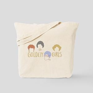 4797e98a4 Golden Girls Minimalist Tote Bag