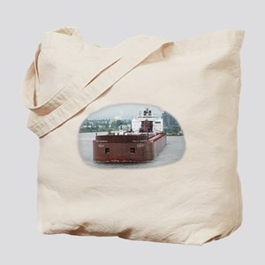 Paul R. Tregurtha departing Duluth Tote Bag