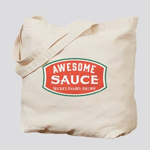 Awesome Sauce Tote Bag