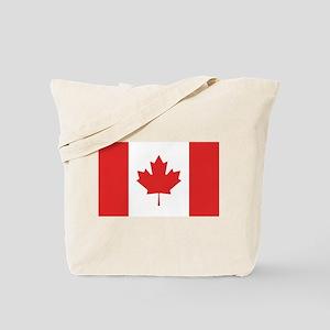 38cc6f4125c0 Canada Canvas Tote Bags - CafePress