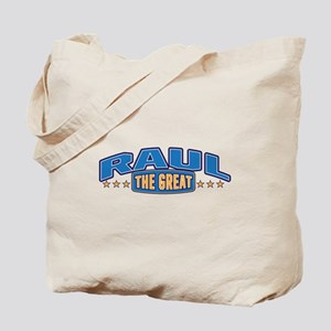 The Great Raul Tote Bag