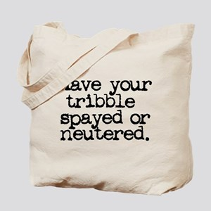 Star Trek / Tribble Tote Bag