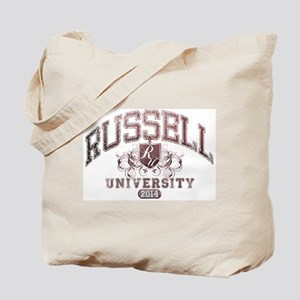 Russell Last Name University Class of 2014 Tote Ba