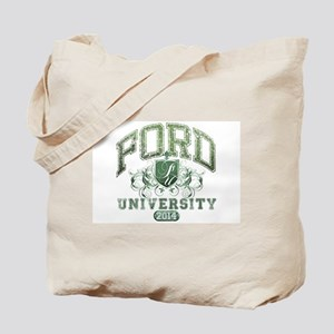 Ford Last name University Class of 2014 Tote Bag
