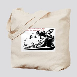 Bob fell from the P-39 Tote Bag