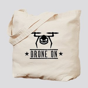 Drone On Tote Bag