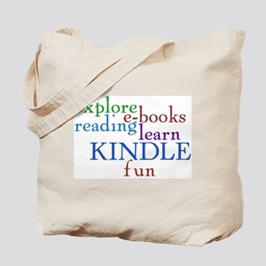 Amazon Books Canvas Tote Bags - CafePress