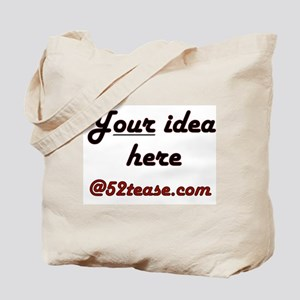 Personalized Customized Tote Bag
