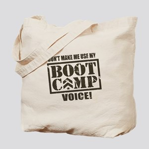 Bootcamp Voice Tote Bag