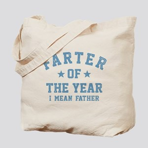 Farter Of The Year Tote Bag