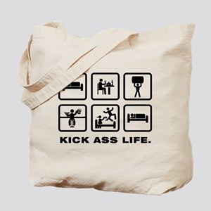 Strong Man Tote Bag