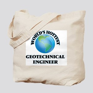 World's Hottest Geotechnical Engineer Tote Bag