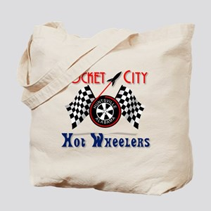 Rocket City Hot Wheelers Tote Bag