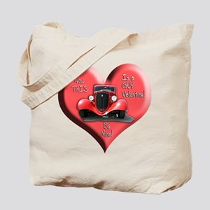Helaine's GUY Valentine Tote Bag