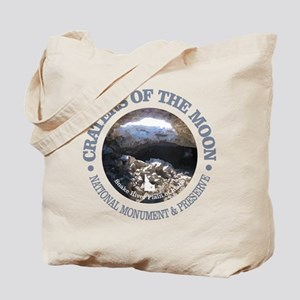 Craters of the Moon Tote Bag