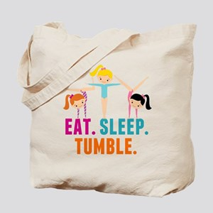 Eat Sleep Tumble Tote Bag