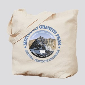 Granite Peak Tote Bag