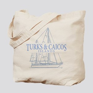 Turks and Caicos - Tote Bag