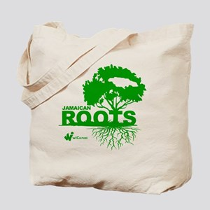 Jamaican Roots Tote Bag