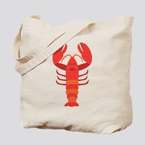 Lobster Cute Ocean Creature Tote Bag