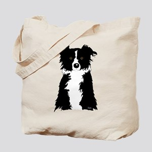 Border Collie Wanted Tote Bag