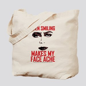 Rocky Horror Face Ache Tote Bag
