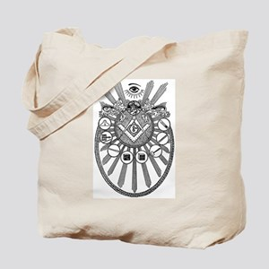 Freemason Tote Bag