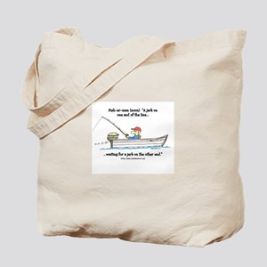 defintion: fisherman Tote Bag