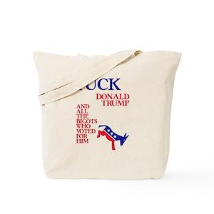 061982a47ddf Fuck Donald Trump Tote Bag