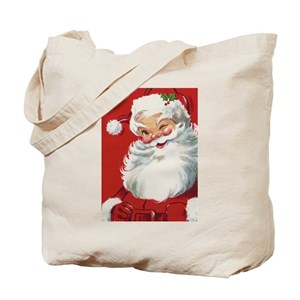 8e0c5862d Merry Christmas Canvas Tote Bags - CafePress