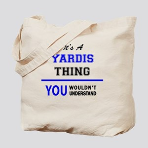 Yardi Canvas Tote Bags - CafePress