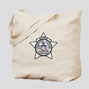 Retired Chicago PD Tote Bag