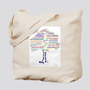 RT Tree Tote Bag
