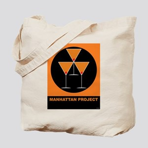 Manhattan Project Tote Bag