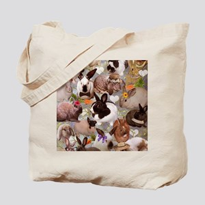 Happy Bunnies Tote Bag