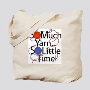 So Much Yarn..... Tote Bag