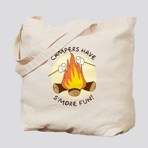 """S'more Fun"" Tote Bag"