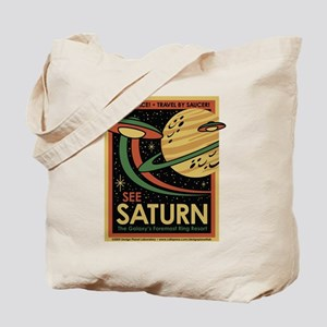 See Saturn Tote Bag